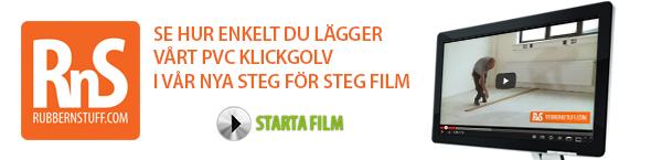 klickgolv PVC - rubbernstuff.com