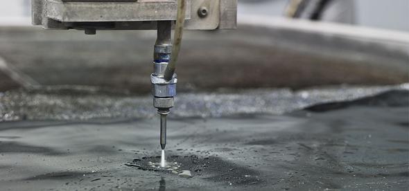 Vattenskärning